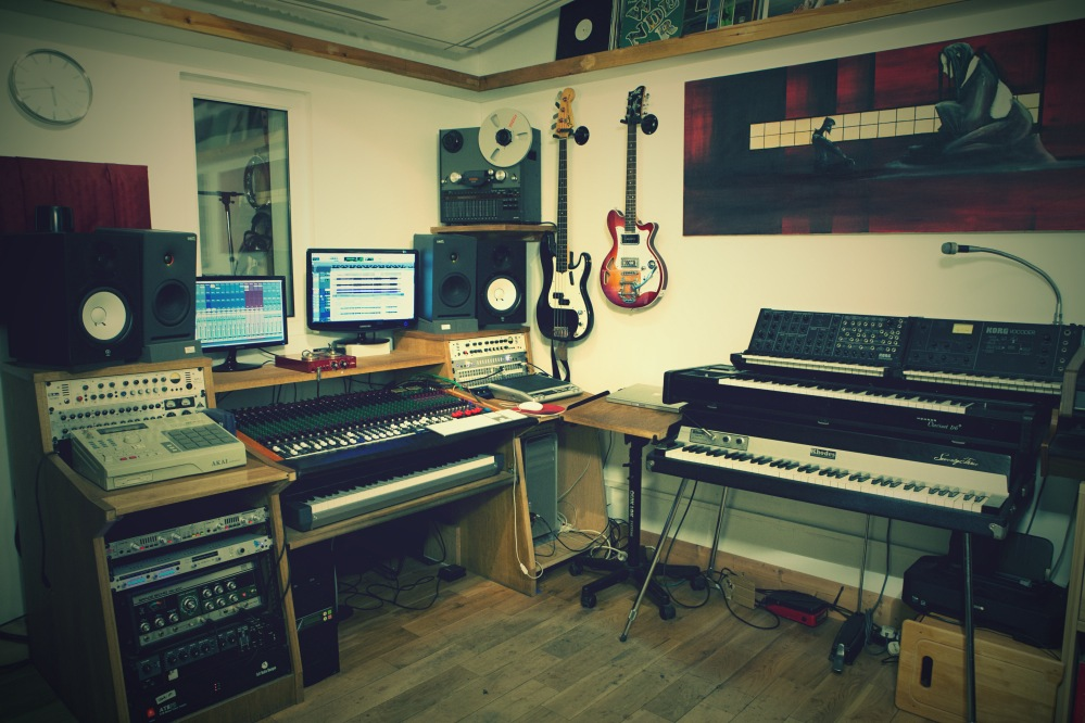 Awesome Gallery Recording Studios London Recording Mixing Mastering Largest Home Design Picture Inspirations Pitcheantrous