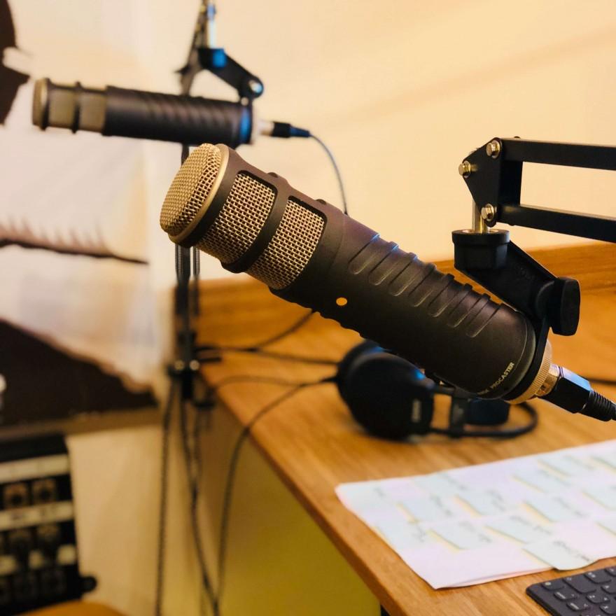 Podcast-recording-lab-studios